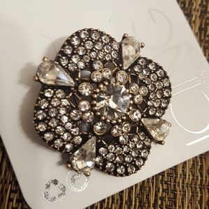 Beautiful Rhinestone Brooch
